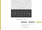Презентация книги «Инновационные кластеры наноиндустрии»